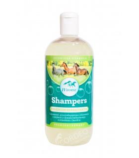 Shampers Tea Tree IV Horse - szampon z olejkiem z drzewa herbacianego 500 ml
