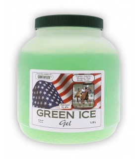 EQUINE AMERICA Green Ice Gel 1,9l