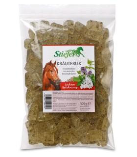 Krauterlix Bonbons STIEFEL ziołowe cukierki dla konia