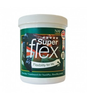 NAF Superflex Powder 400g