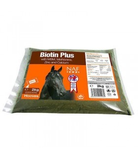 NAF Biotin Plus opakowanie uzupełniające