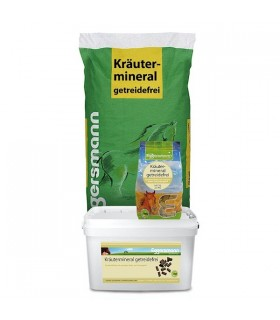 EGGERSMANN Krauter Mineral Getreidefrei