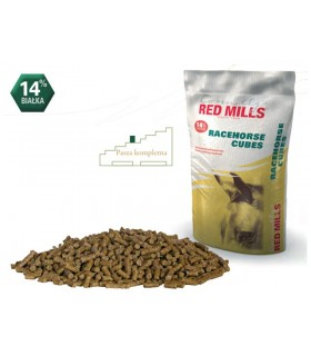 RED MILLS Racehorse Cubes 25kg