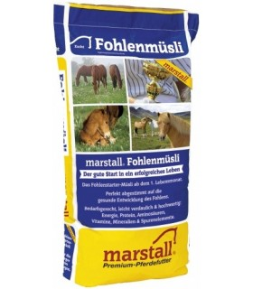 MARSTALL Zucht- Line Fohlenmusli 20 kg