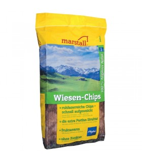MARSTALL Wiesen-Chips 15 kg