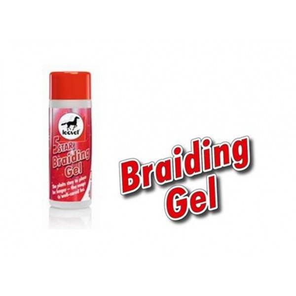 LEOVET Braiding Gel 5* - żel ułatwiający zaplatanie