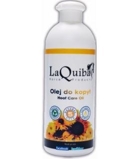 LAQUIBA Olej do kopyt wzmacniający 5 w 1 500 ml