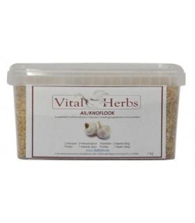 VITAL HERBS Czosnek granulowany – wzmocnienie odporności 1 kg