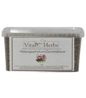 VITAL HERBS Devils Claw Pure Root – Czarci pazur w naturalnej postaci 1 kg