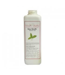 VITAL HERBS Easy Breath Liquid – Syrop przeciwkaszlowy, drogi oddechowe 1 l