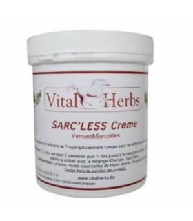 VITAL HERBS Sarc Less Cream – Maść na sarkoidy 100 ml