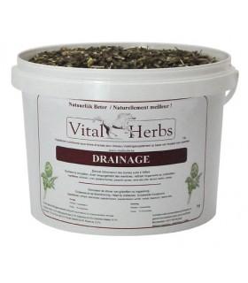 VITAL HERBS Drainage & Liminitis – Oczyszczenie z toksyn 1 kg