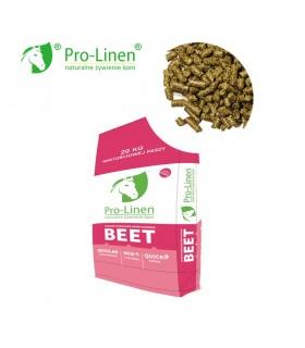 PRO-LINEN Beat Quick - szybkie wysłodki buraczane niemelasowane 15 kg