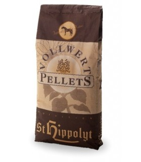 ST. HIPPOLYT Vollwertpellets 20 kg