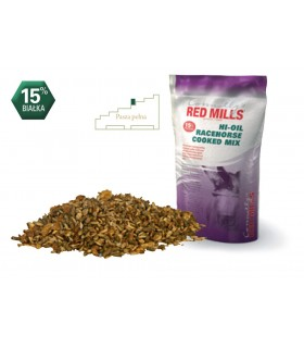 RED MILLS Hi Oil Racehorse Cooked Mix 20 kg