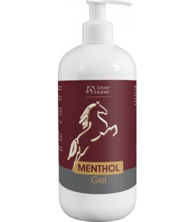 Over Horse MENTHOL Gel