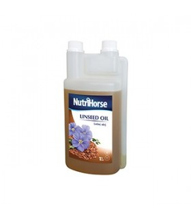 NUTRI HORSE Linseed Oil 1 l