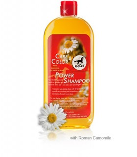 LEOVET Power Shampoo Camomile - rumianek 500 ml