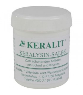 KERALIT Keralysin - Salbe 130 ml