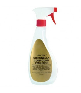GOLD LABEL Citronella Compound Emulsion 500 ml