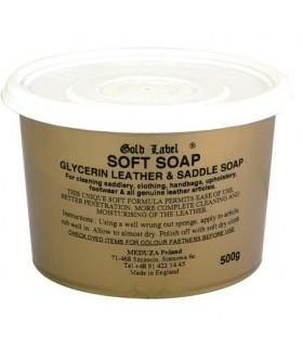 GOLD LABEL Saddle Soap- mydło do siodeł 500 g