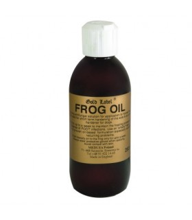 GOLD LABEL Frog Oil- olej do strzałek 250 ml
