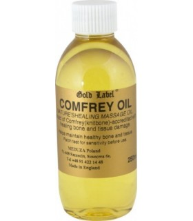 GOLD LABEL Comfrey Oil- olejek do wcierania 250 ml