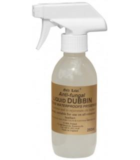 GOLD LABEL Anti Fungal Liquid Dubbin- preparat do pielęgnacji wyrobów skórzanych 250 ml