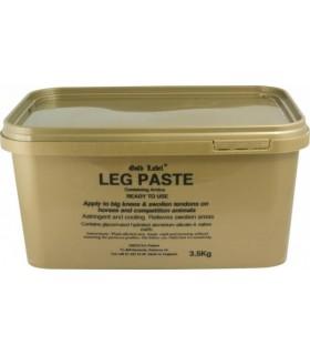 GOLD LABEL Leg Paste- glinka chłodząca 3,5 kg