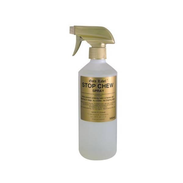 GOLD LABEL Stop Chew Spray- przeciw obgryzaniu 500 ml