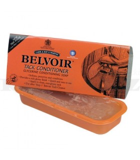 CDM BELVOIR Glicerynowe mydło do skóry w kostrce 250 g