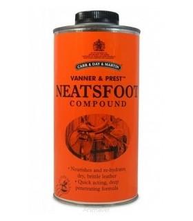 CDM VANNER&PREST NEATSFOOT Olej do skóry nowej, popękanej i suchej 500 ml