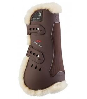 ZANDONA Ochraniacze przednie Carbon Air Sensitive+ - para