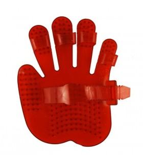 API Zgrzebło żelowe w kształcie dłoni